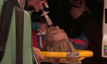 Σώθηκε από θαύμα Χρυσή Ολυμπιονίκη-Τραυματίστηκε σοβαρά κατά τη διάρκεια παιχνιδιού!
