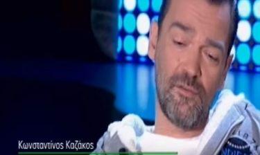 Κωνσταντίνος Καζάκος: Η δήλωση του Ζάχου Χατζηφωτίου για την Καρέζη που τον εξόργισε