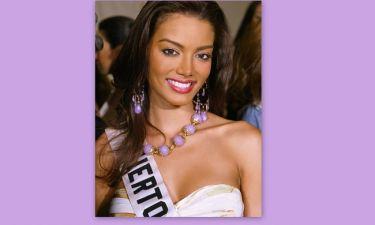 Η Miss Universe 2006 επέλεξε δημιουργία Έλληνα σχεδιαστή