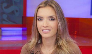 Μαρία Ένεζλη: «Ήταν επιθυμία μου να επιστρέψω στην τηλεόραση»