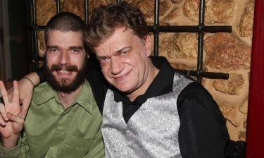 Τάκης Παπαματθαίου: Θέλει να συνεργαστεί με τον γιο του