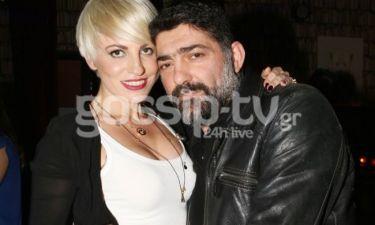 Μιχάλης Ιατρόπουλος: Αγκαλιά με την σύζυγό του