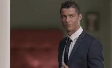 Την… «πάτησε» ο Cristiano Ronaldo