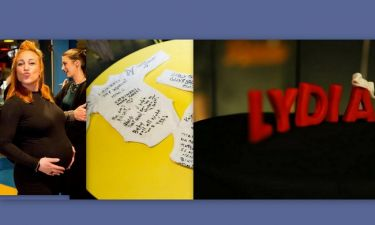Αναστασοπούλου: Δείτε πρώτη φορά όλο το φωτογραφικό της άλμπουμ από το baby shower party