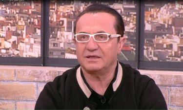 Λευτέρης Πανταζής: «Λέω το φλιτζάνι… Βρήκα το θάνατο του πατέρα μου»