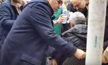 Σοβαρά επεισόδια στο συλλαλητήριο της Θεσσαλονίκης - Ένας τραυματίας