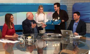 Γενέθλια για τον Γιώργο Παπαδάκη:«Δεν χωράγανε τα κεριά, φέρανε μανουάλι» - Πόσο χρονών έγινε;