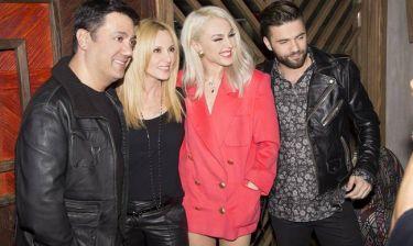 Η πρώτη εμφάνιση των κριτών του X-Factor μαζί!