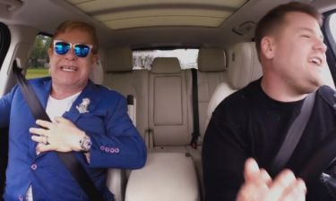 Μετά την Adele κάνει carpool karaoke και ο… Elton John