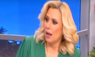 Μοναδικό: Κλώτσησε το μωρό και η Κατερίνα ταράχτηκε στον αέρα της εκπομπής της