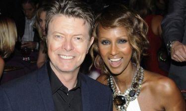 Το πρώτο post της Iman στα social media μετά τον θάνατο του David Bowie