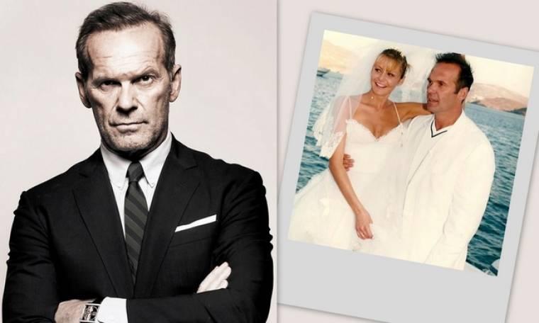 Ο Πέτρος Κωστόπουλος εξηγεί γιατί δεν θα ξαναπαντρευτεί!