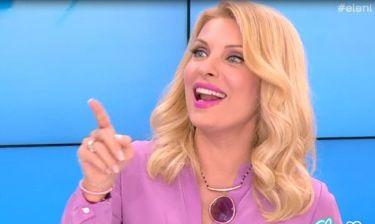 Φρίκαρε η Ελένη με την αποκάλυψη των συνεργατών της on air!