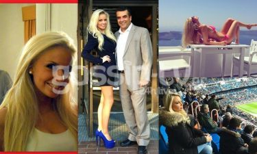 Κι όμως το Gossip-tv έχει γνωρίσει την Μαρία Κασσάνδρα του Ρονάλντο πριν 6 χρόνια!