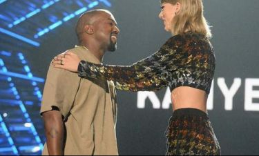 Τα έχωσε στην Taylor Swift ο Kanye West και οι celebrities τον… κράξανε