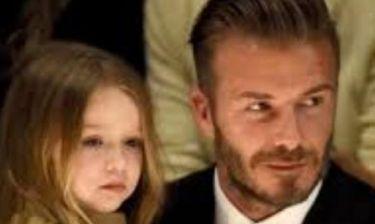 Harper Beckham: Έκλεψε την παράσταση στο αεροδρόμιο της Νέας Υόρκης