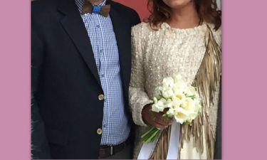 Παρουσιάστρια παντρεύτηκε με αγρότη στην Αράχωβα
