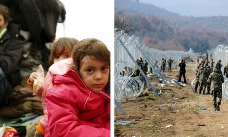 Ετοιμάζονται να «σφραγίσουν» τα σύνορα της Ελλάδας με τα Σκόπια