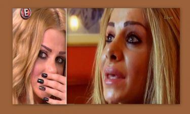 Τραγουδίστρια πλάνταξε στο κλάμα στην Τατιάνα