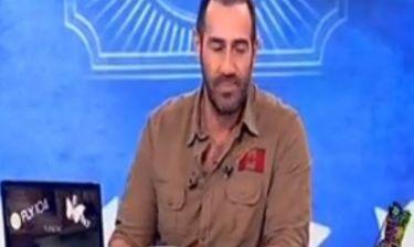 Αντώνης Κανάκης: Τι είπε για το περιστατικό με τον security και τον Αφρικανό μετανάστη