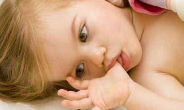Ποια είναι τα προβλήματα που σχετίζονται με το θηλασμό δακτύλου ή πιπίλας