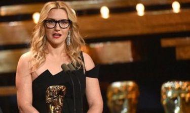 Την παραδεχόμαστε: Το μήνυμα της Kate Winslet που έδωσε ελπίδα σε όλες τις γυναίκες