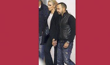 Καινούργιου - Σταθοκωστόπουλος:Δεύτερη ευκαίρια στη σχέση τους - Μαζί την ημέρα του Αγίου Βαλεντίνου