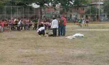 Ποδοσφαιριστής πυροβόλησε και σκότωσε διαιτητή γιατί του έδειξε κόκκινη κάρτα