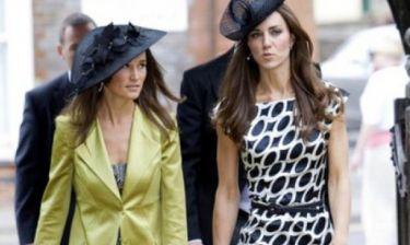 Η στενάχωρη εικόνα της Pippa και το βέτο της Kate Middleton στη ζωή της