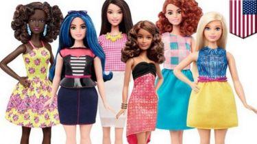 """Γιατί """"διχάζουν"""" οι καινούργιες κούκλες Barbie"""