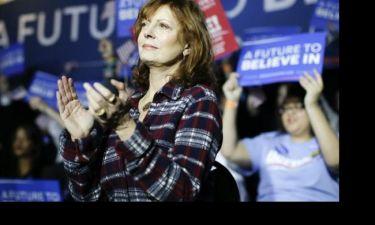 Susan Sarandon: «Δεν ψηφίζω με το αιδ...ο μου!»