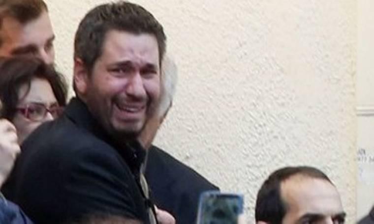 Λεμπιδάκης: Το μήνυμα στον φίλο του Παντελή μετά το τελευταίο αντίο: «Τα λέμε επάνω»
