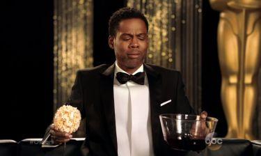 Oscars 2016: Ο Chris Rock μας βάζει στο κλίμα....
