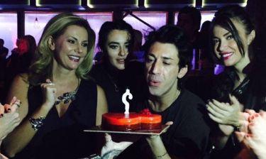 Κωνσταντίνος Εμμανουήλ: Γιόρτασε τα γενέθλιά του