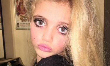 Είναι εμφάνιση αυτή για 8χρονο κορίτσι; Η κόρη της star προκαλεί με τη νέα της κίνηση