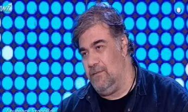 Δημήτρης Σταρόβας: «Με κατέστρεψαν Καρράς και  Μελάς με… τις πίτσες»