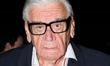 Ζάχος Χατζηφωτίου: «Όλοι πεθαίνουν στα 70, 80! Δεν μου έχει μείνει κανένας»