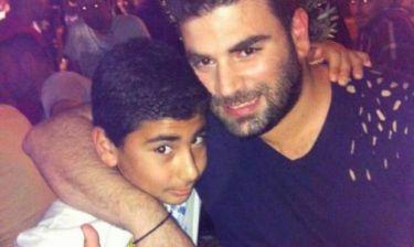 Παντελής Παντελίδης: Το συγκινητικό post του μικρού του αδελφού