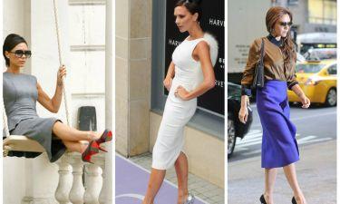 Victoria Beckham: Τα ψηλοτάκουνα κατέστρεψαν τα δάχτυλά της. Πλέον φορά μόνο… flat