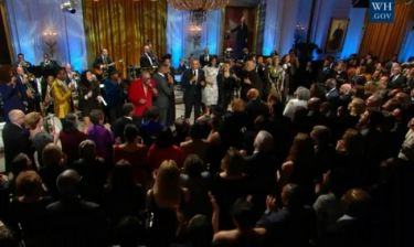 O Obama είπε… και ένα τραγούδι