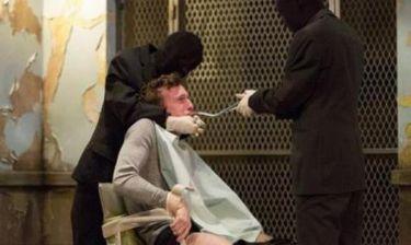 Tα βασανιστήρια στο σανίδι του Εθνικού Θεάτρου έκαναν τους θεατές να λιποθυμούν