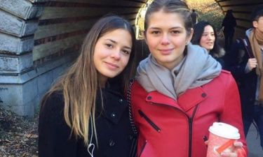 Το ταξίδι της Αλεξάνδρας Κωστοπούλου στην Αμερική - Πώς περνά με την αδερφή της, Αμαλία;