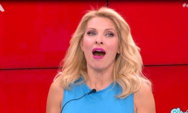 Το σοκ της Ελένης on air - Τι συνέβη;