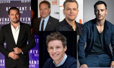 Όσκαρ 2016: To Oscar Α' αντρικού ρόλου πάει στον...