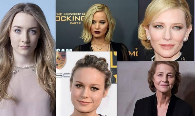 Όσκαρ 2016: Το Oscar Α' γυναικείου ρόλου κέρδισε η...
