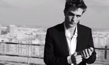 Ο Robert Pattinson σταματάει τον κινηματογράφο