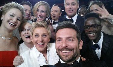 Oscars 2016: Αλησμόνητες στιγμές στην ιστορία των βραβείων – Η πιο διάσημη selfie