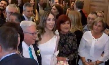 Γάμος Βουτσά-Κατσαβού: Το αδιαχώρητο στο Δημαρχείο και οι πρώτες εικόνες!