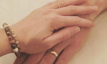 Γνωστό ζευγάρι γιόρτασε την 7η επέτειο γάμου του;