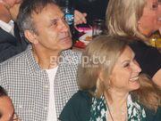 Γιώργος και Άννα Νταλάρα: Νυχτερινή έξοδος για το ζευγάρι
